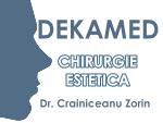DEKAMED Cabinet Medical Dr. Crainiceanu Zorin - Chirurgie plastică, reconstructivă și estetică