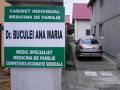 Cabinet individual medicina de familie Dr. Buculei Ana-Maria