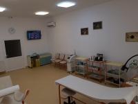 Sala de asteptare cabinet Dr. Petrescu Teodora