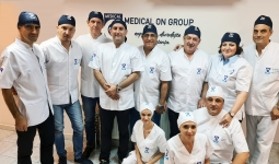 Echipa MEDICAL ON GROUP