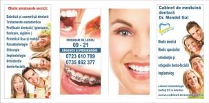 Cabinet de medicina dentara Dr. Mendel Gal